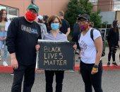 عضو بالكونجرس الأمريكى تنضم للمتظاهرين.. وتؤكد: لا يمكن تجاهل العنصرية