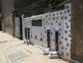 مواسير ملونة بالشوارع لإطعام القطط والكلاب.. الرحمة على الطريقة المصرية (فيديو)