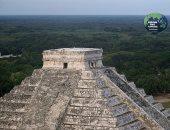 اكتشاف أقدم وأكبر بناء لحضارة المايا القديمة في المكسيك