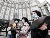 أوكرانيا تسجل 11 ألف إصابة جديدة بـ«كورونا» خلال الـ24 ساعة الماضية