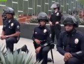 الشرطة الأمريكية تعلن سقوط قتيلين خلال الاحتجاجات فى مدينة كينوشا