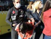 نظام أردوغان يواصل قمعه.. شرطة تركيا تعتقل رئيس بلدية ساريجان