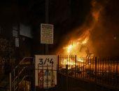 وسائل إعلام أمريكية: 5 جرحى بينهم شرطيان فى إطلاق نار بحى بروكلين بنيويورك