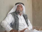 وفاة المناضل السيناوى الشيخ عودة صباح من رموز قبيلة الترابين