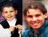 7 صور نادرة من الطفولة بحياة رافايل نادال نجم التنس فى عيد ميلاده الـ34