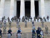 وزارة الدفاع الأمريكية تنقل 1600 من قوات الجيش إلى واشنطن