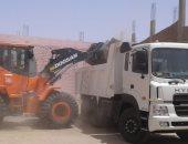رئيس مدينة الطود يتفقد حملات النظافة ورفع 150 طن مخلفات وقمامة صلبة