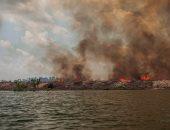 دراسة تكشف: المحيطات تمتص 34 مليون طن من الكربون الناجم عن الحرائق سنويا