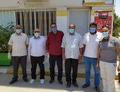 لجنة لمتابعة مصانع الصالحية بالشرقية للتأكد من تطبيق إجراءات مواجهة كورونا