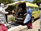 فرق التطوع بالشرقية تواصل التعقيم و توعية المواطنين بمخاطر كورونا