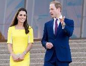 وسط جائحة كورونا.. الأمير وليام وزوجته كيت يقومان بجولة فى بريطانيا بالقطار