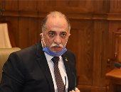 دعم مصر تتقدم رسميا بقوانين الانتخابات لرئيس البرلمان