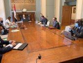 مصر والإمارات تشددان على أهمية الاستمرار فى آلية التنسيق والتشاور