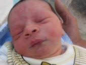 العثور على طفل حديث الولادة ملقى بجوار سور مركز شباب المطرية بالدقهلية
