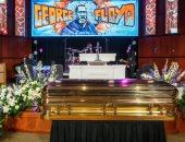 وسط صمت استمر 9 دقائق.. لقطات من مراسم تشييع جنازة جورج فلويد