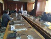 وزير الرى يتابع تفعيل آليات التعاون بين قطاع مياه النيل وجامعة القاهرة