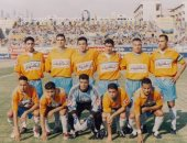 محمد صبحى يحتفل بذكرى تتويجه مع الإسماعيلى بدورى 2002
