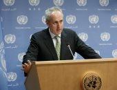 الأمم المتحدة:  76 طناً من معدات الحماية الشخصية للعاملين بمواجهة كورونا فى إيران
