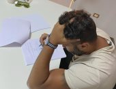 """""""نقطة ومن أول السطر"""".. أحمد فهمى يحضر لعمله الجديد.. وشيكو يثير التساؤلات"""