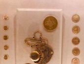 متحف المجوهرات الملكية يضم عملات نادرة.. ما هى حكاية وتاريخ الجنيه المصرى؟