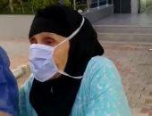 """""""الصحة"""" تنشر فيديو تعافى مسنة عمرها 88 سنة من فيروس كورونا"""