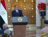 السيسي يدعو لوقف إطلاق النار في ليبيا اعتبارا من 8 يونيو 2020