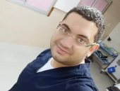 عمرو نادى مديرا لمستشفى ناصر العام ببنى سويف