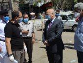 وزير النقل يوجه قيادات النقل البرى بإعادة الأردنيين العالقين بمصر لبلادهم