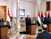انفو جراف.. إعلان القاهرة لحل الأزمة فى ليبيا