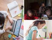 الأمم المتحدة: 1.6 مليار طالب تأثروا بالجائحة.. و82% من المتعلمين بأفريقيا بلا إنترنت