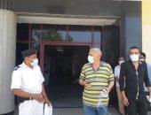 رئيس مدينة مرسى علم يتفقد مستشفى جراحات اليوم الواحد