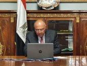 الخارجية: شكرى يبحث مع جوتيريس المبادرة السياسية الليبية تحت رعاية القاهرة