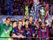 زى النهارده.. برشلونة يصعق يوفنتوس بثلاثية ويتوج بآخر ألقابه بأبطال أوروبا