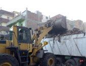 حى ثان طنطا يشن حملات مكبرة لرفع القمامة .. صور