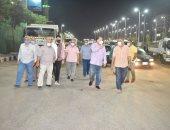 حملات تطهير ونظافة مستمرة بالمراكز والأحياء ضمن الإجراءات الاحترازية فى أسيوط