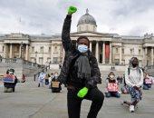 """دعوات ببريطانيا لاحتجاجات ضد العنصرية تحت شعار """"حياة السود مهمة"""""""
