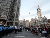 احتجاجات فى مدن عالمية للمطالبة بالمساواة العرقية بعد مقتل فلويد .. صور