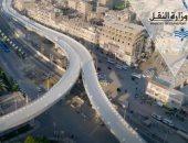 وزارة النقل تستعرض أبرز إنجازاتها فى عهد السيسى خلال 6 سنوات.. فيديو وصور