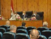 رئيس جامعة المنيا: تحويل مستشفى القلب والصدر إلى عزل مصابى فيروس كورونا
