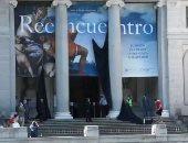 متحف برادو الإسبانى يعيد فتح أبوابه بعد إغلاق 3 شهور بسبب كورونا.. فيديو