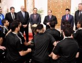 إنجازات عالمية لـ كرة اليد المصرية فى عهد الرئيس السيسى
