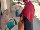 صور.. القومى للمرأة بالشرقية يواصل حملاته داخل 35 قرية لمواجهة كورونا