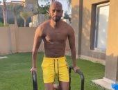 فيديو.. شيكابالا يكشف توقعه هدف مصطفى محمد فى شباك الأهلى