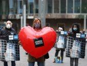 """بعد مذبحة الـ 10 آلاف.. مظاهرات فى هولندا لإنهاء تجارة """"فراء المِنك"""""""