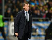 رسمياً.. أوكرانيا تجدد عقد شيفتشينكو لتدريب المنتخب حتى نهاية 2020