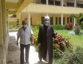 منطقة الإسكندرية الأزهرية تستقبل مسئولة برنامج نور حياة لتسليم أدوات طبية