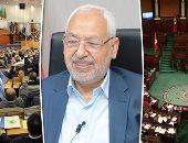 نواب يتهمون الغنوشى بتأسيس جهاز أمن مواز فى البرلمان ..إخوان تونس يتعدون على صلاحيات الرئيس