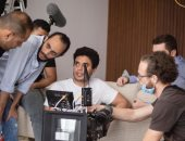 """صور.. انتهاء تصوير فيلم """"حاسب تحلم"""" للشقيقين محمود وهشام ماجد"""