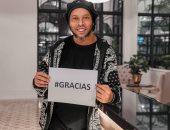رونالدينيو عن سجنه فى باراجواى: فترة صعبة وأشكر برشلونة على الدعم