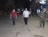 صور.. سكرتير مساعد الأقصر يتابع حملات النظافة ورفع 45 طن مخلفات بمدينة إسنا